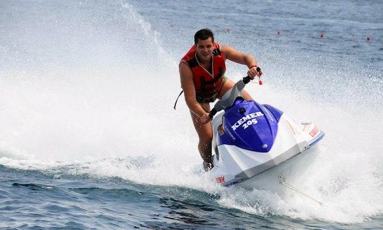 Fun Experience With This Jet Ski Rental In Antalya, Turkey