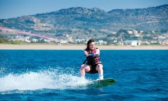Have A Wakeboarding Adventure In Antalya, Turkey