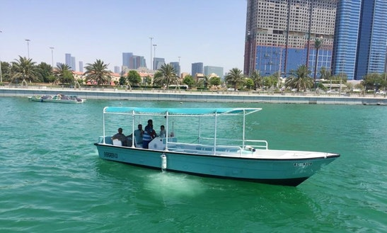Charter A Passenger Boat In Abu Dhabi, United Arab Emirates