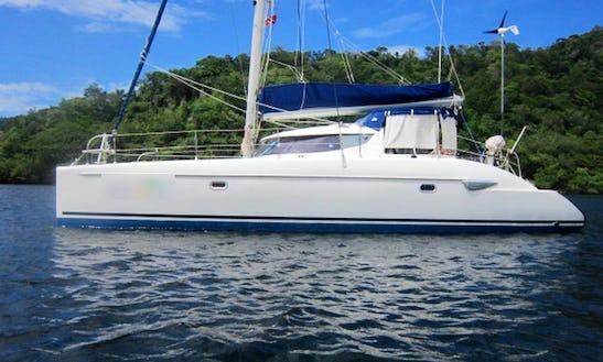 Grenadines -  Catamaran Charters - Standard A - All Inclusive 7/nts