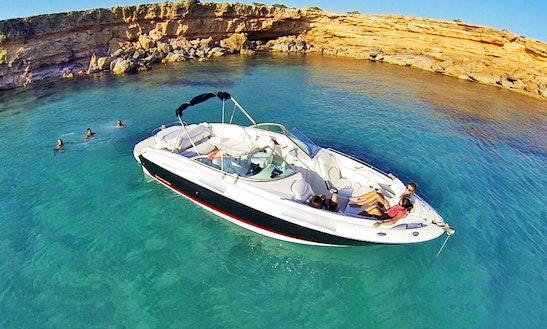 'xcellent' Monterey 278 Ss Boat Rental In Ibiza