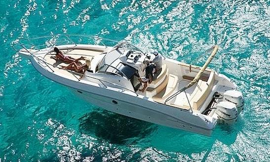 Capelli Cap 28 Wa Boat Charter In Palma De Mallorca