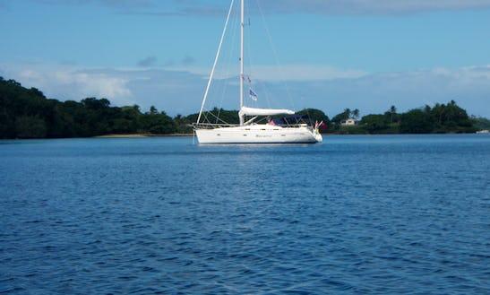Cruising Monohull Available Picton, Waikawa And Marlborough Sounds