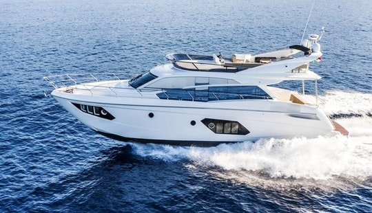 Absolute 55 Fly Mega Yacht Charter In Rovinj