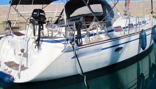 'charlotte' Bavaria 46 Cruiser Charter In Sant'agata Di Militello