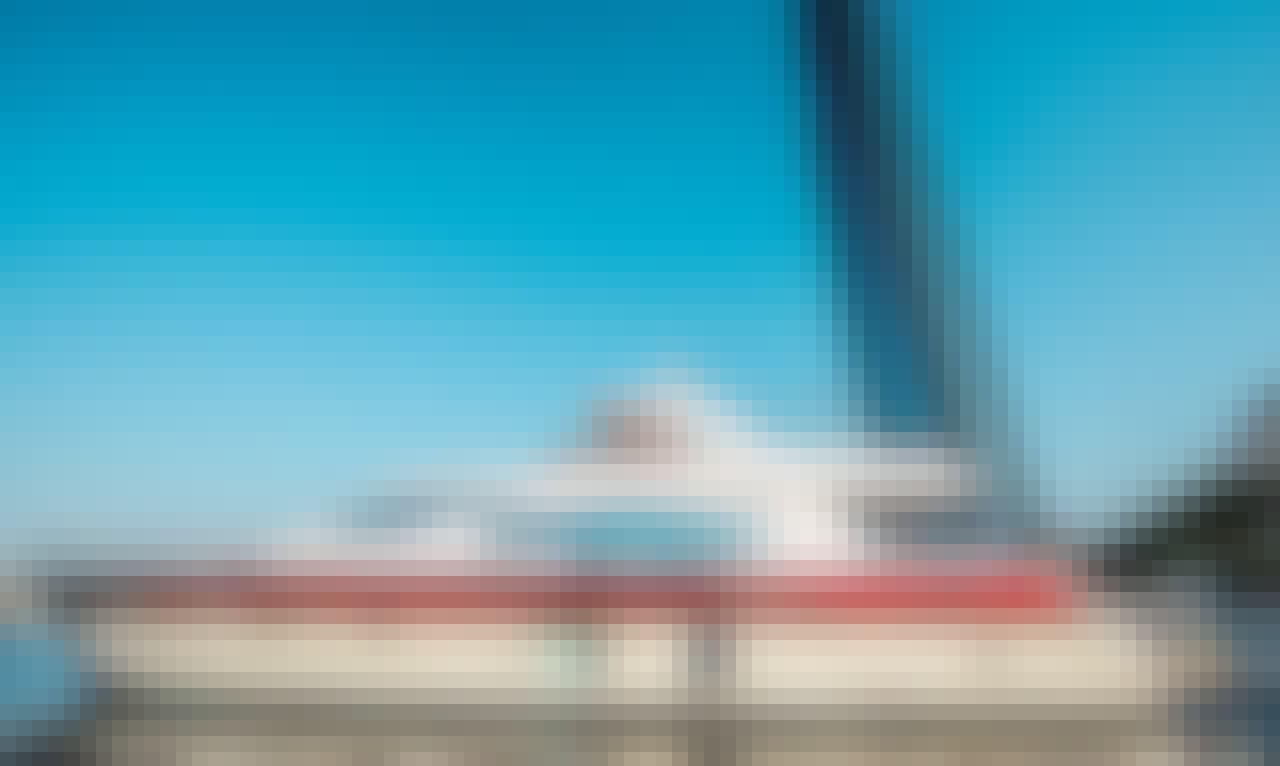 Charter a Power Mega Yacht in Dubai, United Arab Emirates