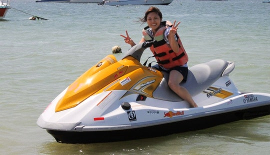 $45 A Person For This Great Jet Ski Rental In Kuta Selatan, Bali