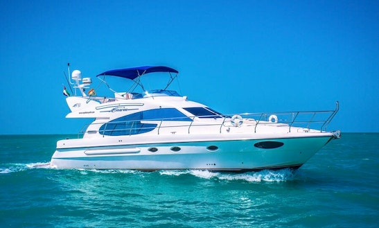 Charter 50' Al Shaali Royal Power Mega Yacht In Dubai, United Arab Emirates