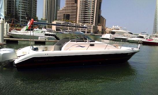 Charter 33' Cuddy Cabin In Dubai, United Arab Emirates