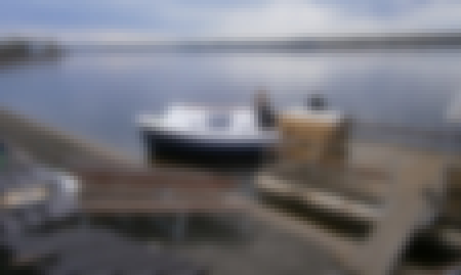 Rent a Passenger Boat in Ikšķile, Latvia