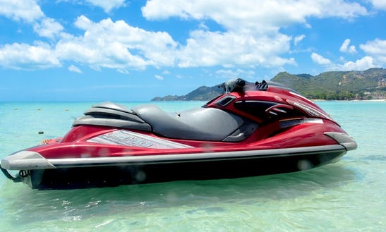 Modern & Well Maintained Jet Skis For Adrenaline Seekers!