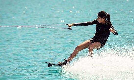Enjoy Wakeboarding In Ko Samui, Thailand!