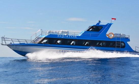 Enjoy Ferry Tours In Kuta, Indonesia