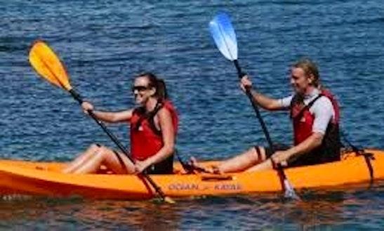 Tandem Kayak In San Pedro