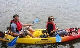 Tandem Kayak for rent in Long Beach, California