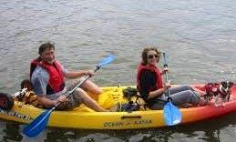 Tandem Kayak for rent in Long Beach, California