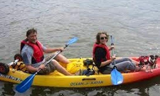 Tandem Kayak In Long Beach