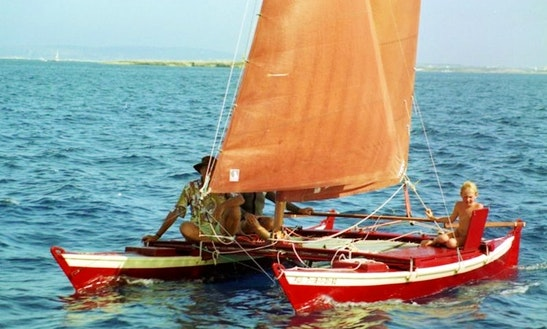Hitia 24 Camping & Day Sailing In Amphur Muang, Thailand