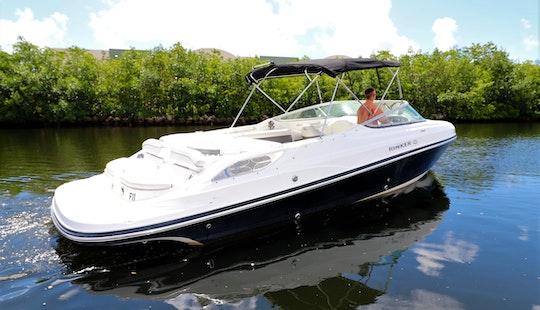 Bowrider Rental In North Miami