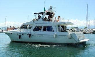 Affordable & Comfortable Yacht Navigator 60
