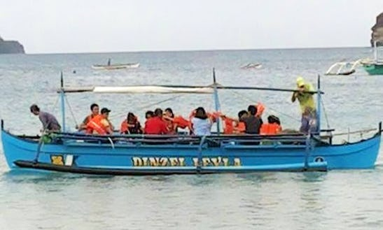 Filipino Classic Boat Trips To The Islands Of Zambales, Philippines!