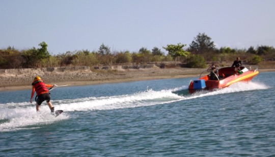 Experience Wakeboarding In Denpasar Selatan, Bali