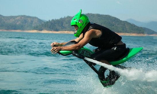 Enjoy Jetovator Rides In Denpasar Selatan, Bali