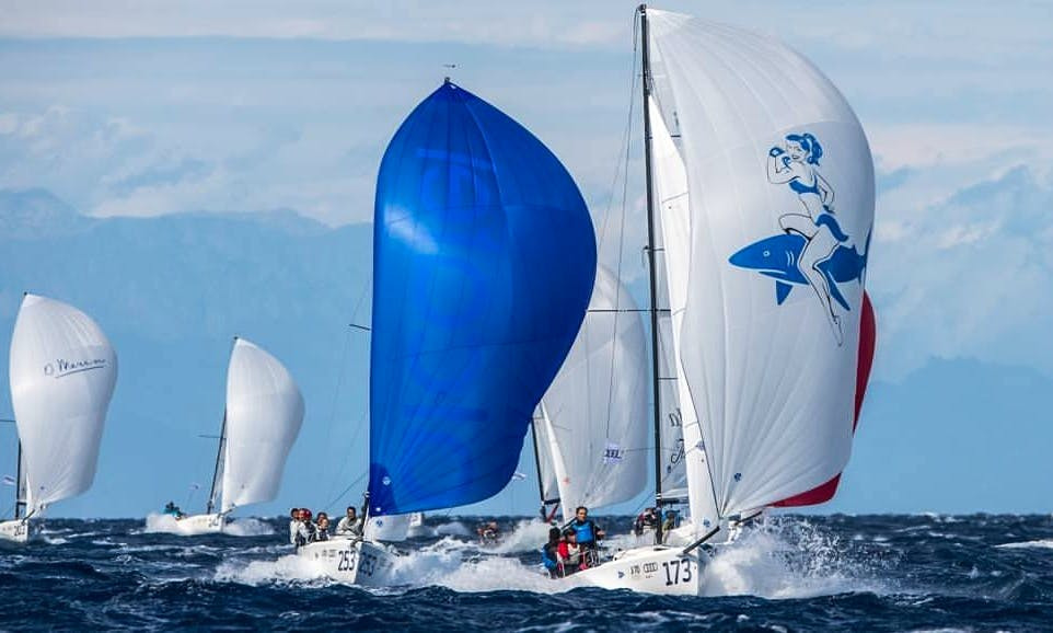 J/70 rental for Monaco Sportboat Winter Series