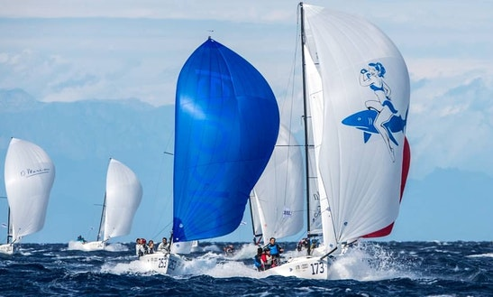 J/70 Rental For Monaco Sportboat Winter Series