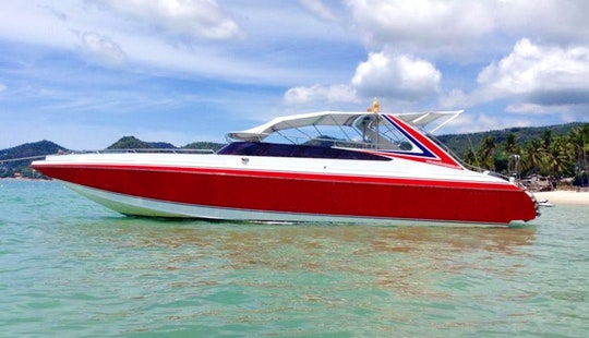 Charter 18 Person Motor Yacht In Ko Samui, Thailand