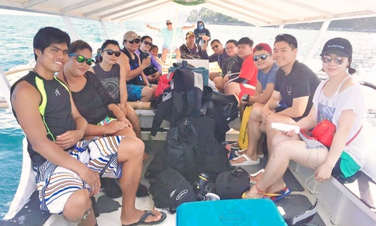 Fun Diving In Mabini, Philippines