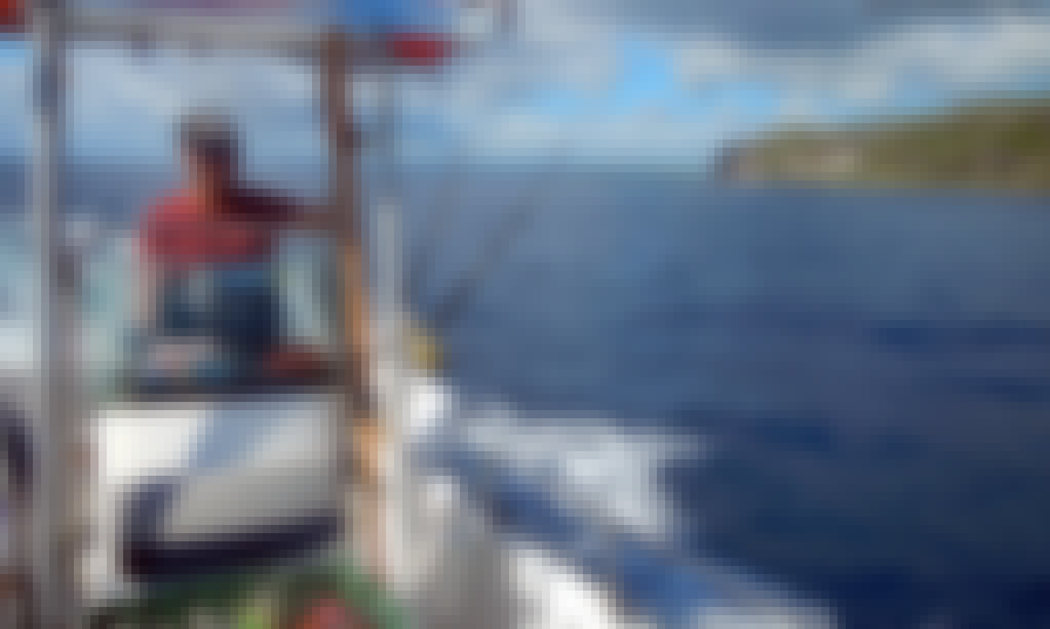 Enjoy Fishing in Lifou, New Caledonia on Panga 23 Center Console