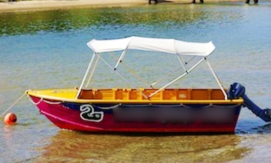 Rent A 6 Person Dinghy In Queensland, Australia