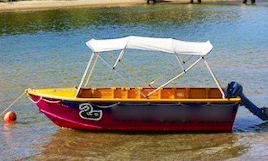 Enjoy Dinghy For Rent In Maroochydore, Queensland