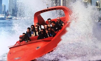 Thrilling Jet Boating On Gold Coast
