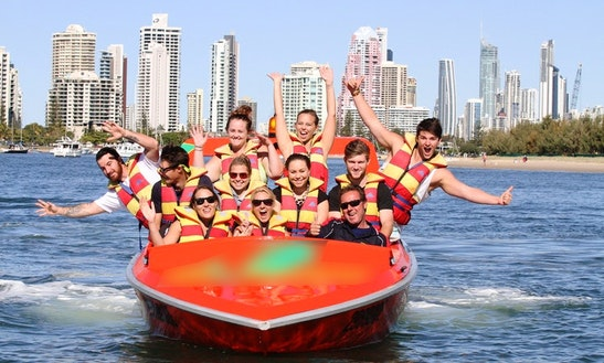 Bowrider Trips In Southport, Australia