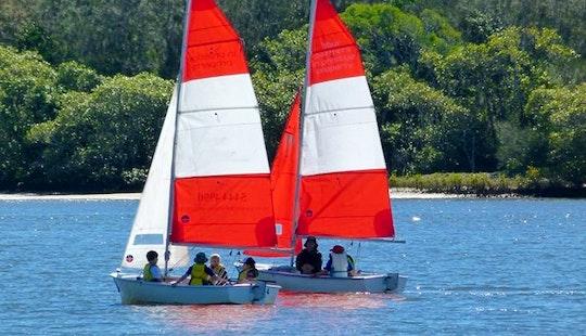 Learn To Sail In Mooloolaba
