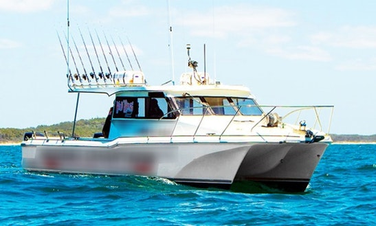 Noosa Fishing Charters In Noosaville, Queensland - Australia