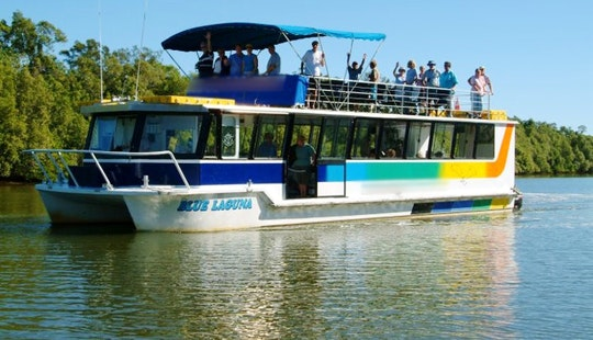 Charter On Passenger Boat From Maroochydore, Queensland