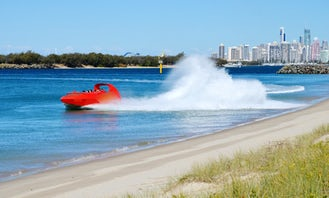 Jet Boat Tour in Surfers Paradise, Queensland