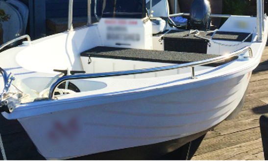 Rent 15' Center Console In Mosman, Australia