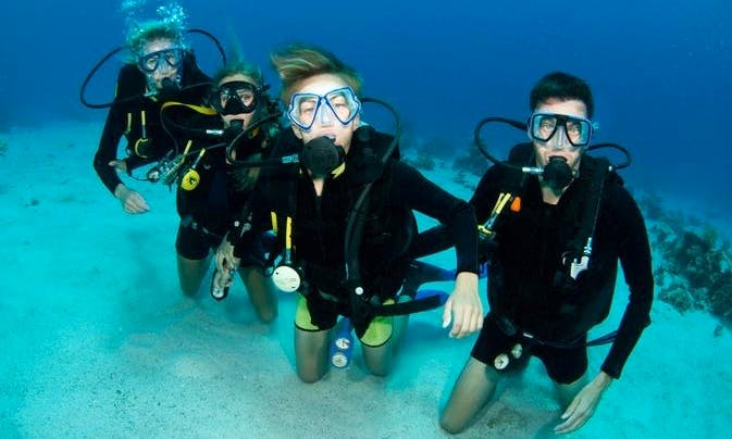 Enjoy Diving Trips and Courses in South Cebu, Philippines