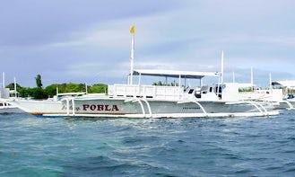Charter Porla Traditional Boat in Lapu-Lapu City, Philippines