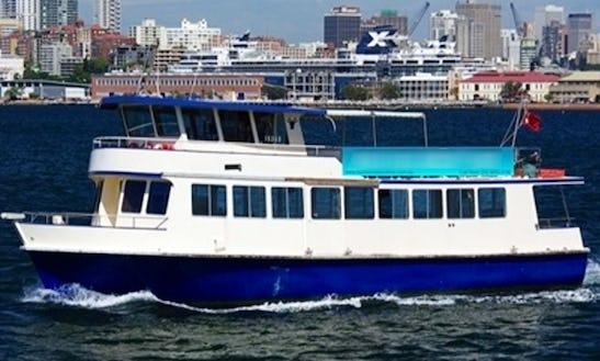 Enjoy Sydney, New South Wales On 59' Passenger Boat
