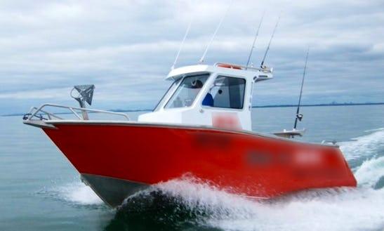 Boab Boat Hire Wollongong