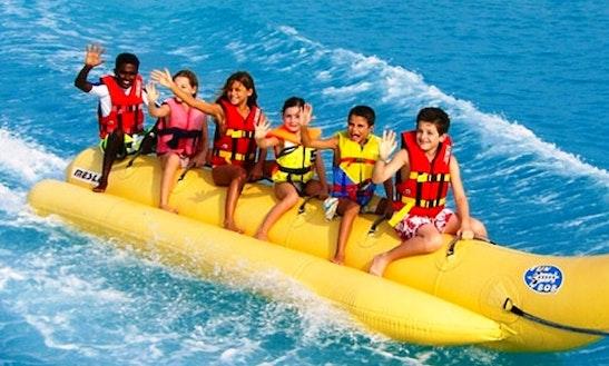 Donut Rides, Banana Boat Rides In Dubai