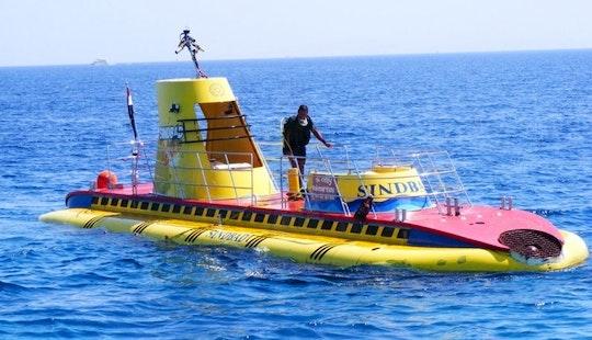 Enjoy Submarine Tours In South Sinai Governorate, Egypt