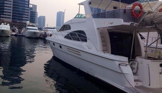 Charter A 20 Person Motor Yacht In Dubai, United Arab Emirates
