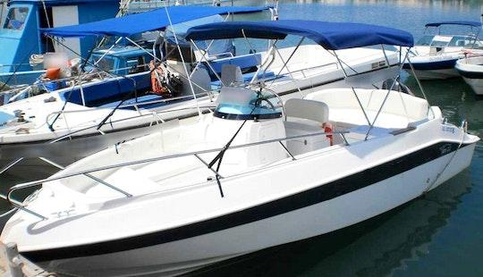 Charter 22 Ft Marinello Speedboat In Cyprus, Poli Crysochous
