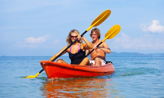 Emjoy Kayak Rentals In Ras Al-khaimah, United Arab Emirates